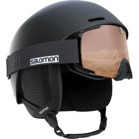 Salomon Brigade Helmet Men Black